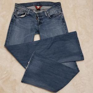 Lucky Brand Bootcut Blue Jeans 4/27